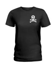 PUNCH YOU MALE Ladies T-Shirt thumbnail