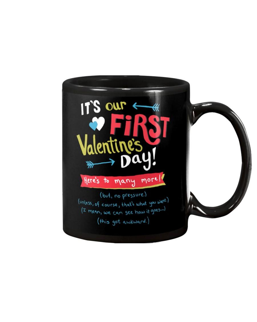 FIRST VALENTINE MUG Mug