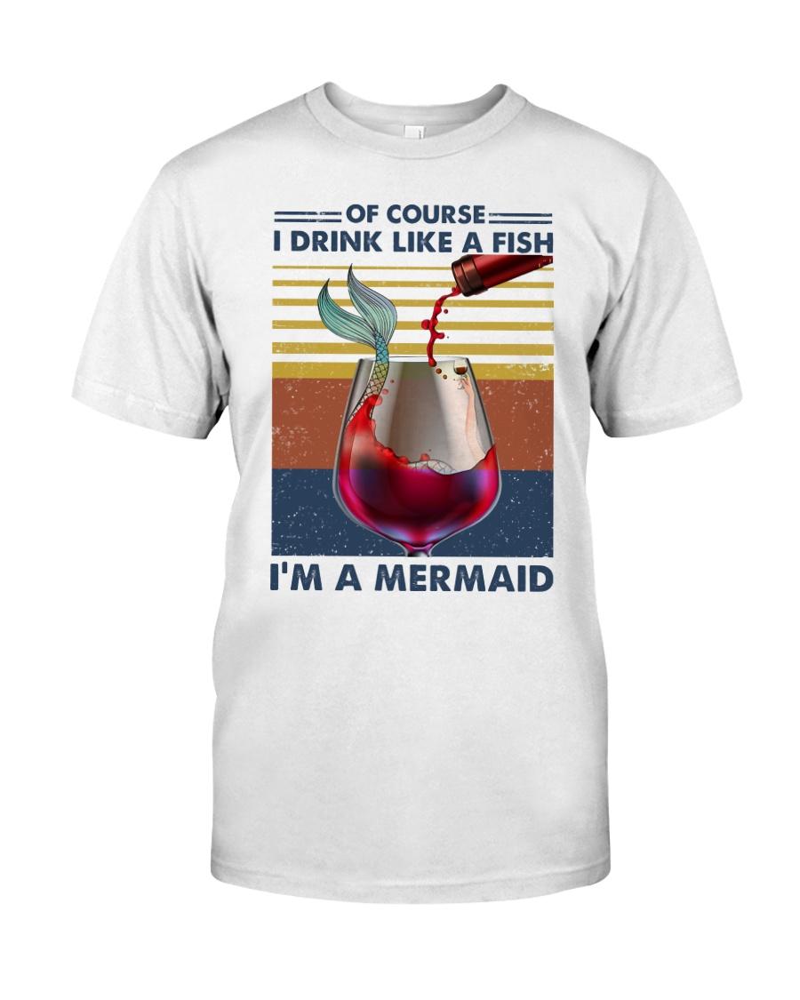 I'M A MERMAID Classic T-Shirt