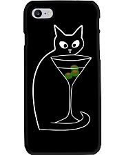VODKA AND CAT Phone Case thumbnail