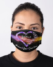 NURSE PEACE RN Cloth Face Mask - 3 Pack aos-face-mask-lifestyle-01