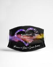 NURSE PEACE RN Cloth Face Mask - 3 Pack aos-face-mask-lifestyle-22