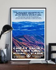 GREAT SMOKY MOUNTAINS 11x17 Poster lifestyle-poster-2