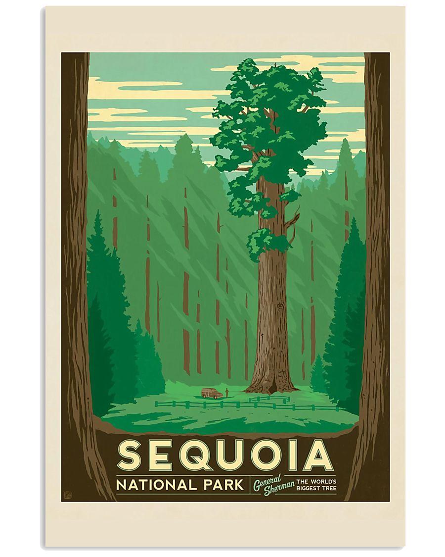 SEQUOIA 16x24 Poster
