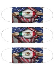 MEXICO ROOT Cloth Face Mask - 3 Pack front