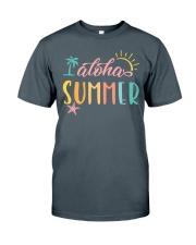 ALOHA SUMMER Classic T-Shirt front