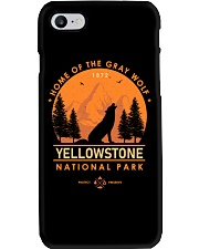 HOME OF THE GRAY WOLF Phone Case thumbnail