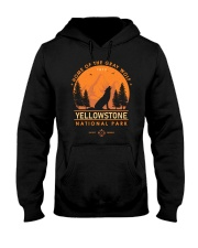 HOME OF THE GRAY WOLF Hooded Sweatshirt thumbnail