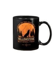HOME OF THE GRAY WOLF Mug thumbnail