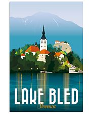 LAKE BLED 16x24 Poster front