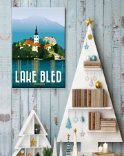 LAKE BLED 16x24 Poster lifestyle-holiday-poster-2