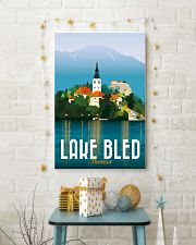 LAKE BLED 16x24 Poster lifestyle-holiday-poster-3
