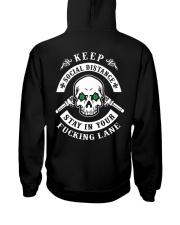 SOCIAL DISTANCING T-SHIRT Hooded Sweatshirt thumbnail