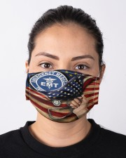 US FLAGS EMT 6 Cloth Face Mask - 3 Pack aos-face-mask-lifestyle-01