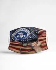 US FLAGS EMT 6 Cloth Face Mask - 3 Pack aos-face-mask-lifestyle-22