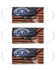 US FLAGS EMT 6 Cloth Face Mask - 3 Pack front