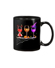 WINE HALLOWEEN PUMPKIN Mug thumbnail