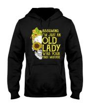 ASSUMING I'M JUST AN OLD LADY Hooded Sweatshirt thumbnail