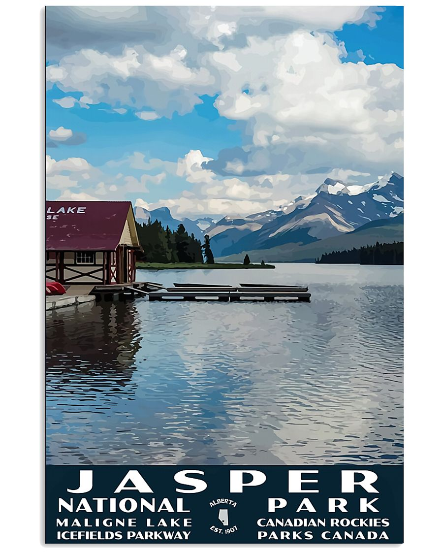 JASPER NATIONAL PARK 16x24 Poster