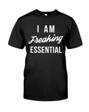 Nurse- Essential Classic T-Shirt front