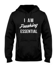 Nurse- Essential Hooded Sweatshirt thumbnail