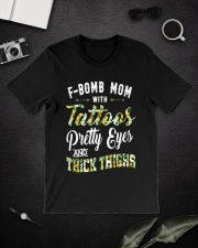 Thick thighs Classic T-Shirt lifestyle-mens-crewneck-front-16