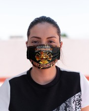 I Own It Forever The Title Firefighter  Cloth Face Mask - 3 Pack aos-face-mask-lifestyle-03