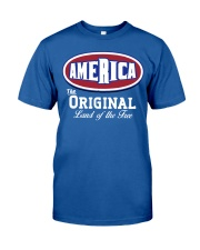 GIFT FOR INDEPENDENCE DAY Classic T-Shirt front