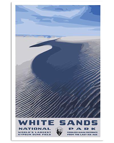 WHITE SAND NATIONAL PARKS