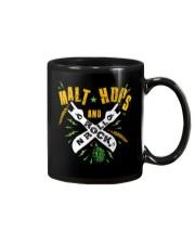 MALT HOPS AND ROCK N ROLL Mug thumbnail