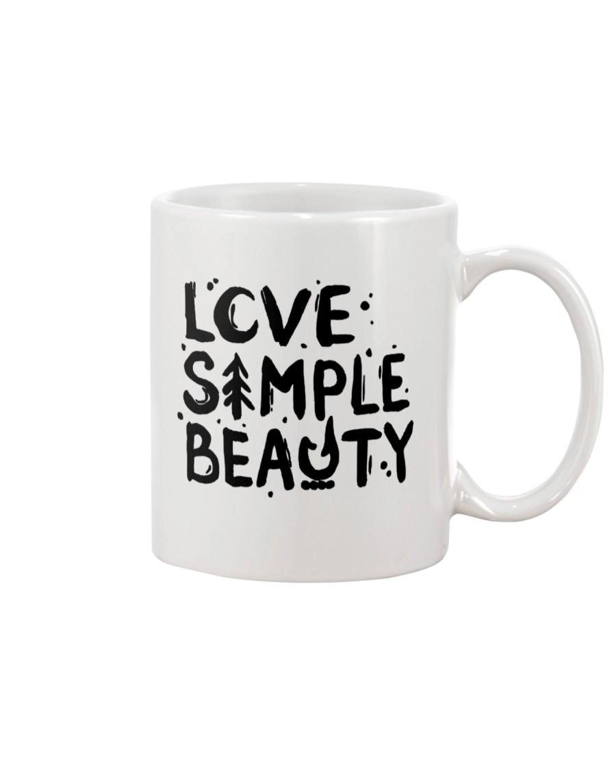 LOVE SIMPLE BEAUTY Mug
