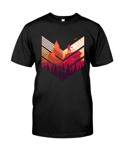 AWESOME TEE FOR HIKING LOVERS