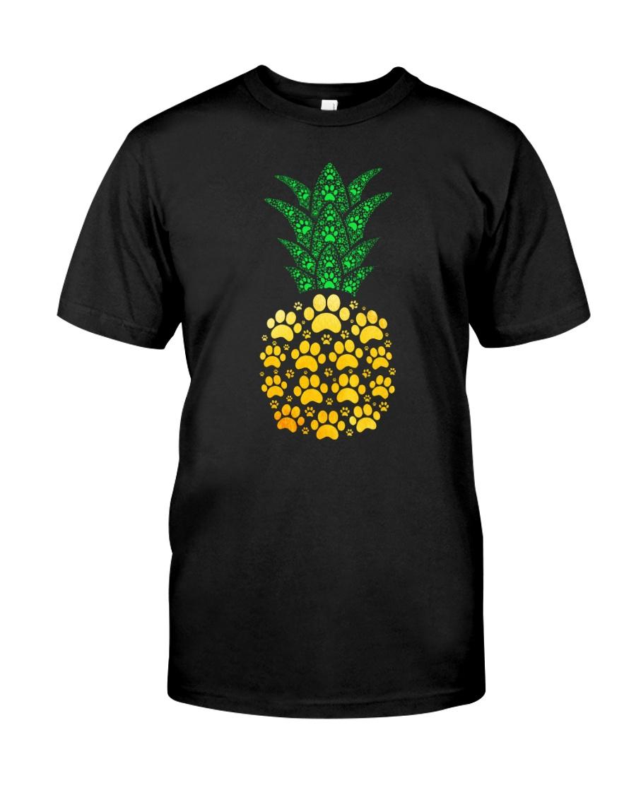 PINEAPPLE - DOG PAW Classic T-Shirt