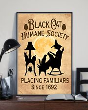 BLACK CAT HUMANE SOCIETY 11x17 Poster lifestyle-poster-2
