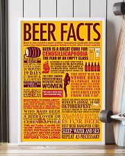 BEER FACTS 24x36 Poster lifestyle-poster-4