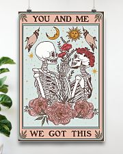 YOU AND ME WE GOT THIS 16x24 Poster poster-portrait-16x24-lifestyle-17