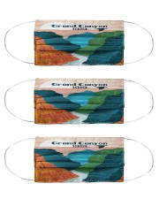 Grand Canyon 1919 Cloth Face Mask - 3 Pack front