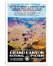 GRAND CANYON 11x17 Poster front