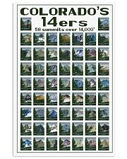 Limited edition - us 16x24 Poster front