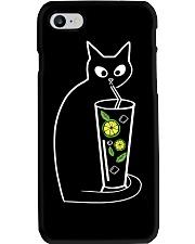 CAT CAIPIROSKA COCKTAIL Phone Case thumbnail