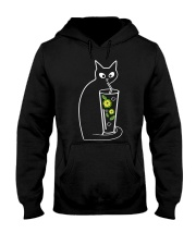 CAT CAIPIROSKA COCKTAIL Hooded Sweatshirt thumbnail