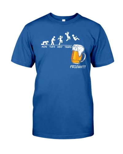 BEER FRIDAY T-SHIRT