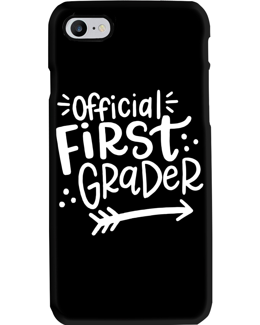 OFFICIAL FIRST GRADER Phone Case