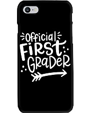 OFFICIAL FIRST GRADER Phone Case thumbnail