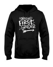 OFFICIAL FIRST GRADER Hooded Sweatshirt thumbnail