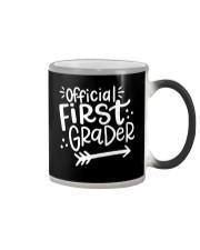 OFFICIAL FIRST GRADER Color Changing Mug thumbnail