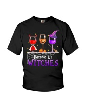 BOTTOMS UP WITCHES Youth T-Shirt thumbnail