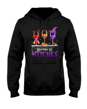 BOTTOMS UP WITCHES Hooded Sweatshirt thumbnail