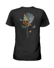 ZERO SKULL Ladies T-Shirt back
