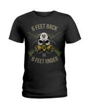 6 FEET UNDER Ladies T-Shirt thumbnail